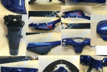 Dàn nhựa xe máy Sài Gòn – Chuyên sản xuất dàn nhựa xe máy