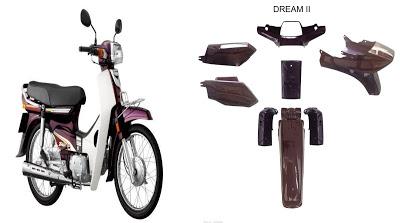 Dàn nhựa xe máy Sài Gòn - Chuyên sản xuất dàn nhựa xe máy