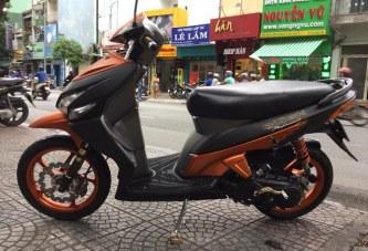 Độ xe Honda Click 110 Thái