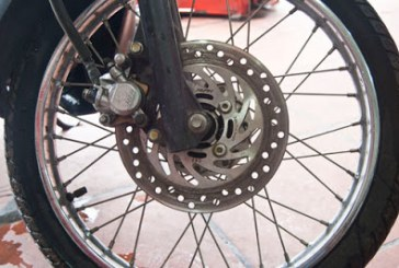 Lưu ý khi sử dụng phanh đĩa xe máy