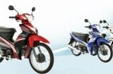 5 mẫu xe máy giá rẻ nhất Việt Nam năm 2015