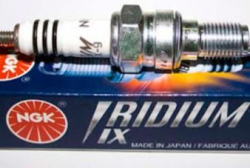 Bugi NGK CR8EHIX-9 – IRIDIUM