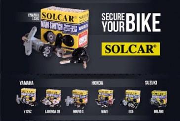 Sỉ và lẻ Ổ khóa 6 cạnh hiệu Solcar của Malaysia