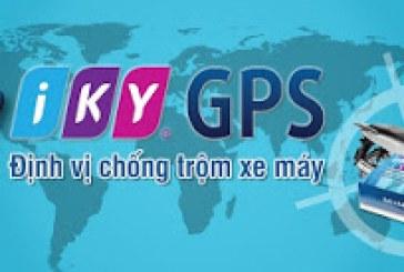 Phân phối thiết bị Định Vị iKY GPS