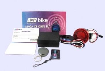 Sỉ lẻ khóa điện tử iKY Bike