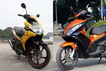 Yamaha và Honda nên chọn xe hãng nào ?