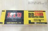 Cung cấp sỉ và lẻ sên vàng DID 428 HD 130 mắt (10mm)