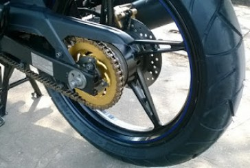 Những điều cần lưu ý khi sử dụng vỏ không ruột xe máy