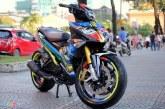 Exciter 150 độ bánh siêu môtô R1 giá hơn 200 triệu ở Sài Gòn