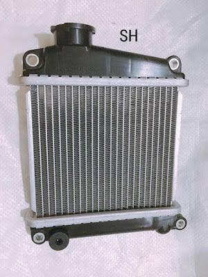 Cung cấp sỉ và lẻ két nước tản nhiệt đủ dòng xe