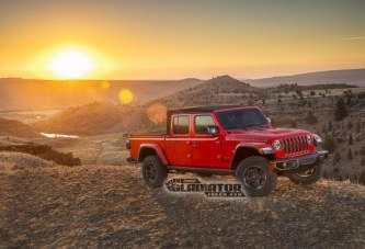 Jeep chính thức công bố thông tin về Gladiator – sự hồi sinh của dòng bán tải mang thương hiệu Jeep