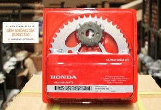 Sỉ Và Lẻ Bộ nhông sên dĩa Honda Sonic 150