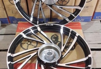Nhập khẩu và phân phối các loại vành đúc cho xe máy