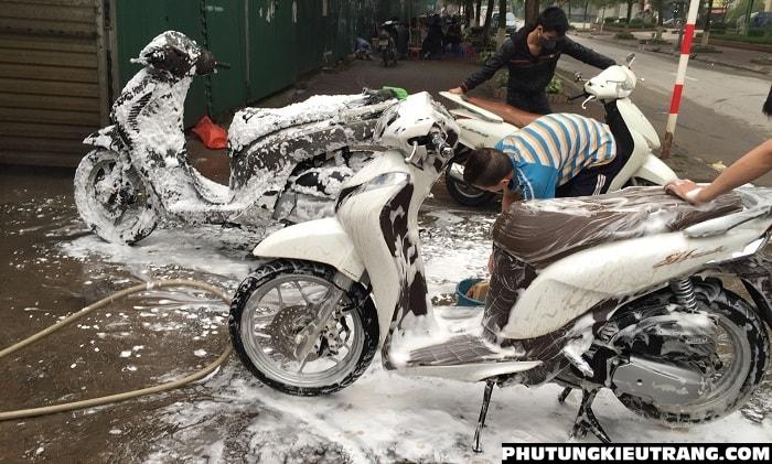 10 năm kinh nghiệm tư vấn mở tiệm rửa xe máy cho người mới bắt đầu
