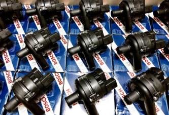 Sỉ và Lẻ Bơm nước điện Bosch ngắn 12v , Made in Germany